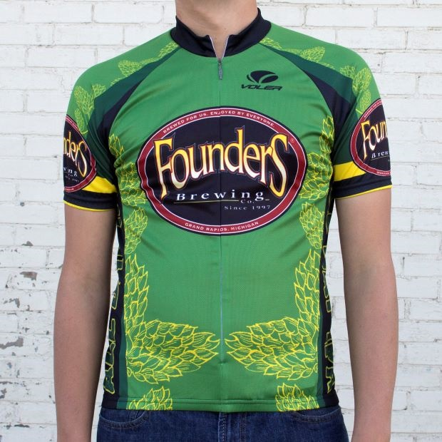 All Day IPA Bicycle Jersey THUMBNAIL