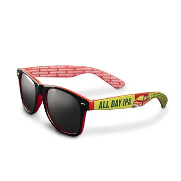 Beer Brand Sunglasses THUMBNAIL