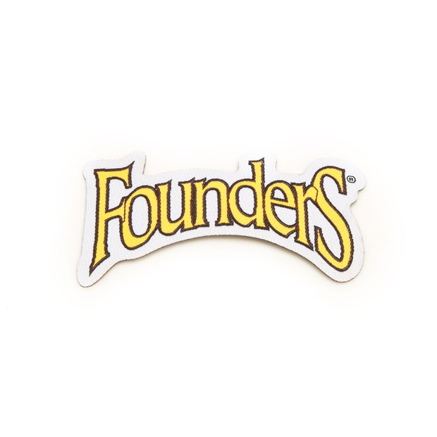 Founders Arch Logo Patch LARGE