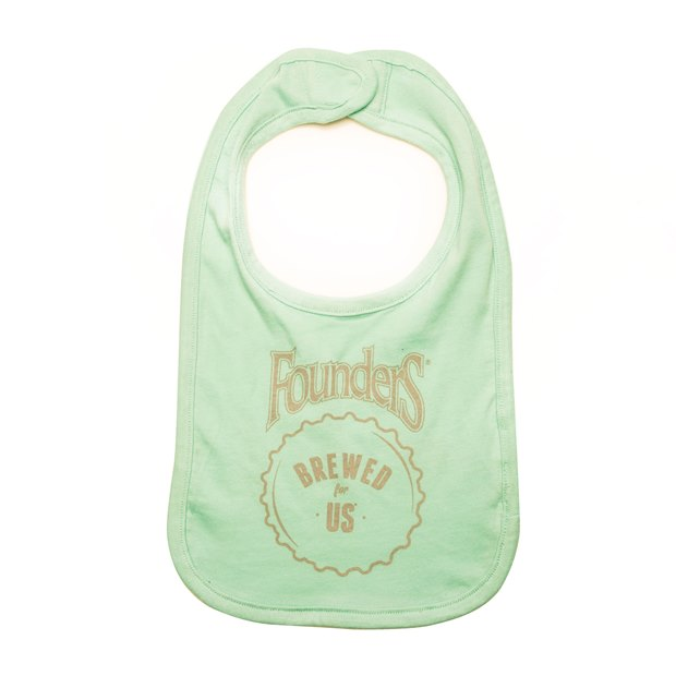 Brewed for Us Bib LARGE
