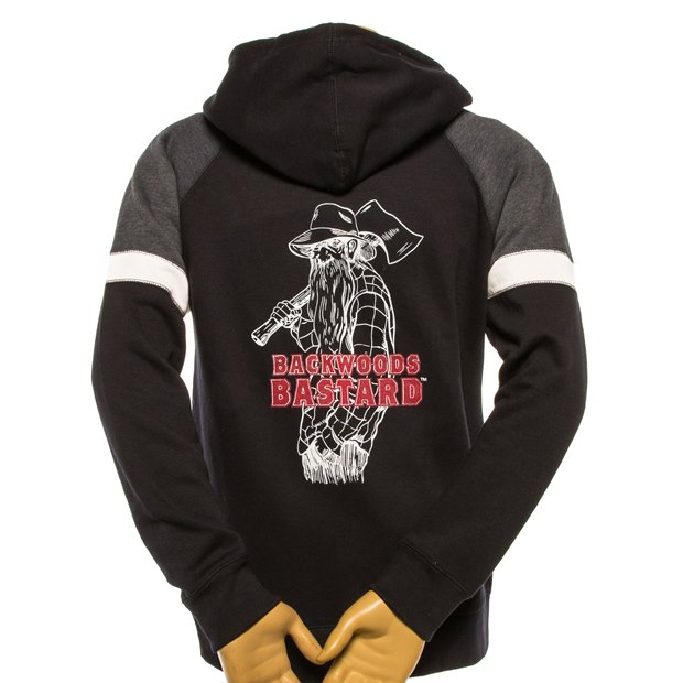 Backwoods Bastard Zip Hoodie SWATCH