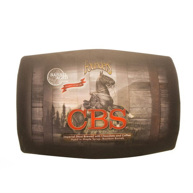CBS Pressed Wood Sign THUMBNAIL