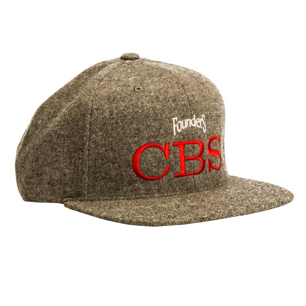 CBS Wool Cap SWATCH