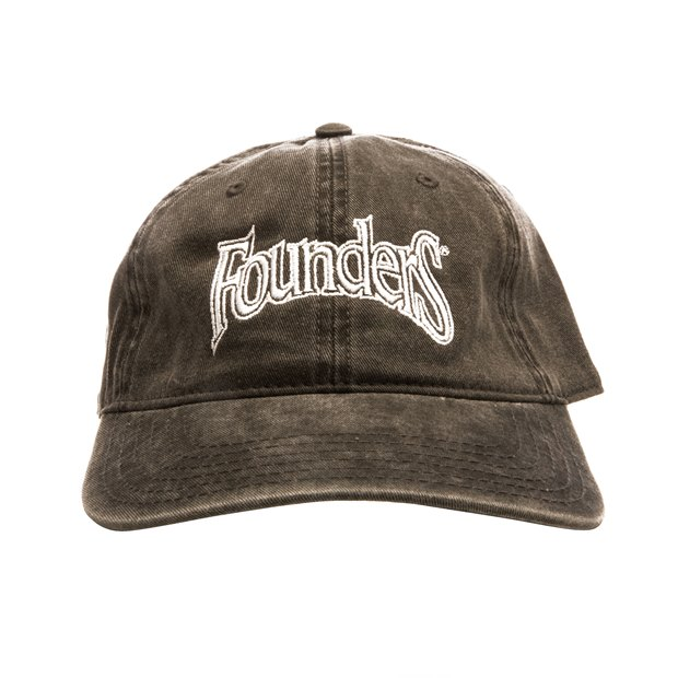 Founders Dad Hat THUMBNAIL