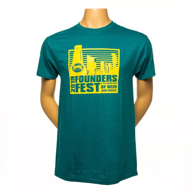 2019 Founders Fest Tee THUMBNAIL