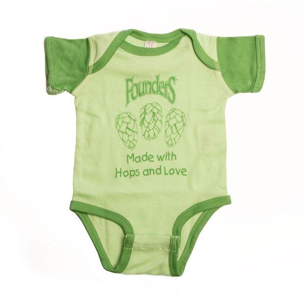 Hops and Love Romper LARGE