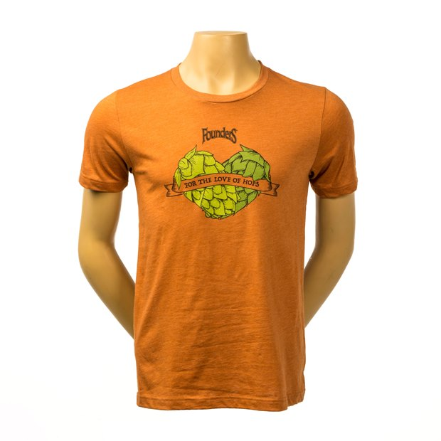 Love of Hops Tee THUMBNAIL