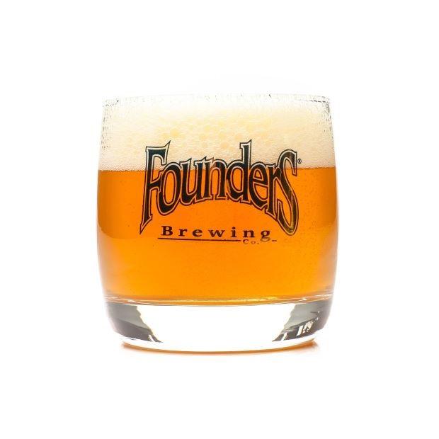 Founders Rocks Glass THUMBNAIL