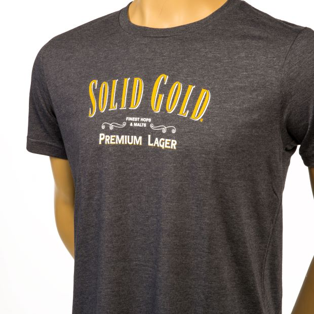 Solid Gold Tee SWATCH