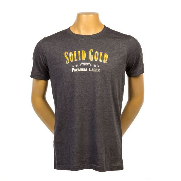 Solid Gold Tee LARGE