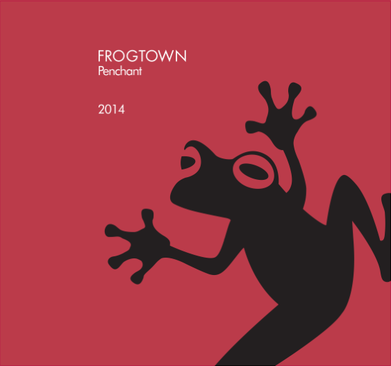 Frogtown Penchant 2014 MAIN