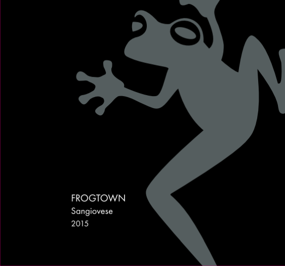 Frogtown Sangiovese 2015 MAIN