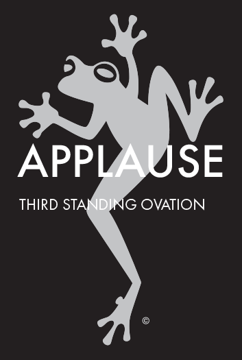 <b>Frogtown</b><br/>Applause<br/>Third Standing Ovation MAIN