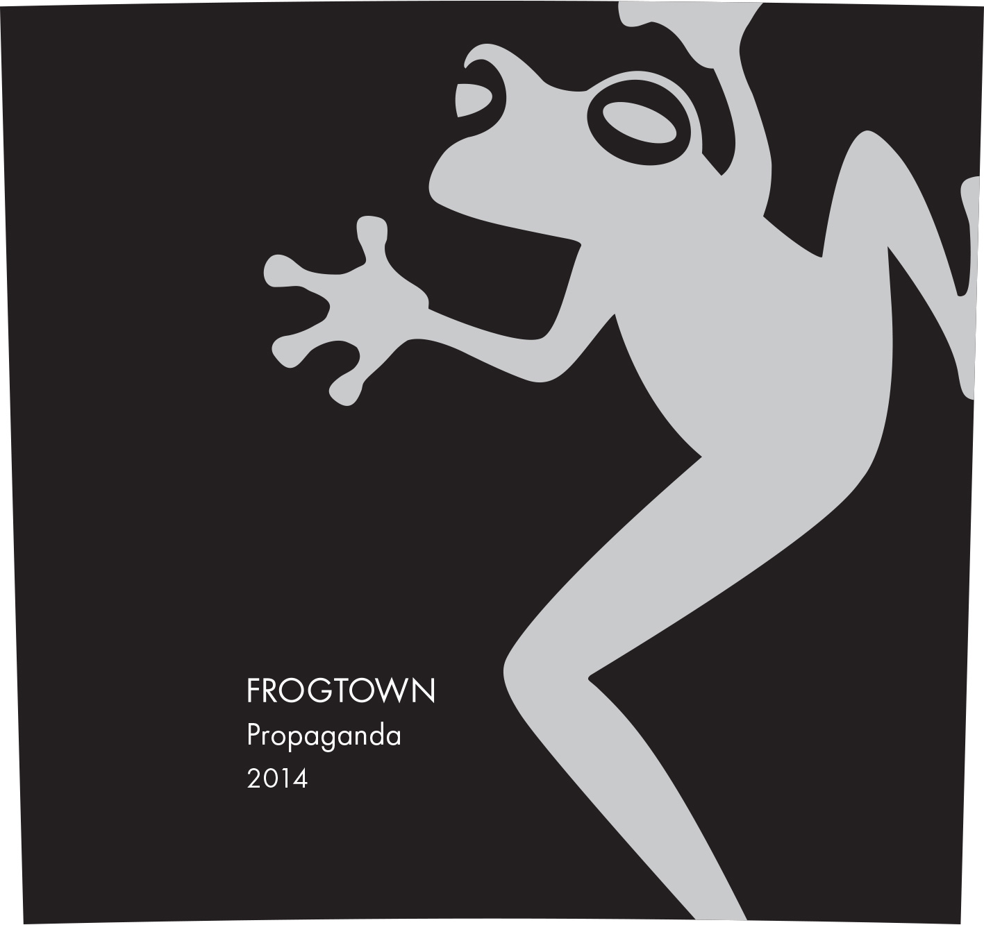 <b>Frogtown</b></br>Propaganda</br> 2014 MAIN