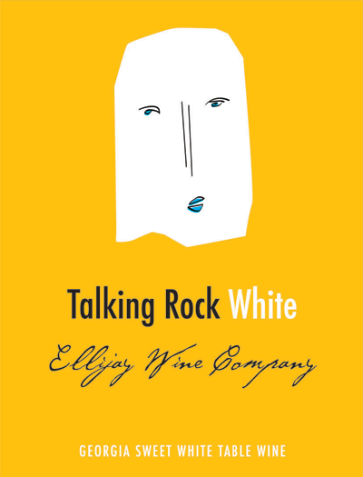 <b>Talking Rock</b><br/>White<br/> MAIN