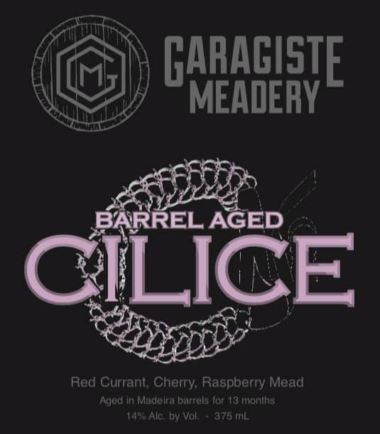 Barrel Aged Cilice in Madeira Barrel 375ml THUMBNAIL