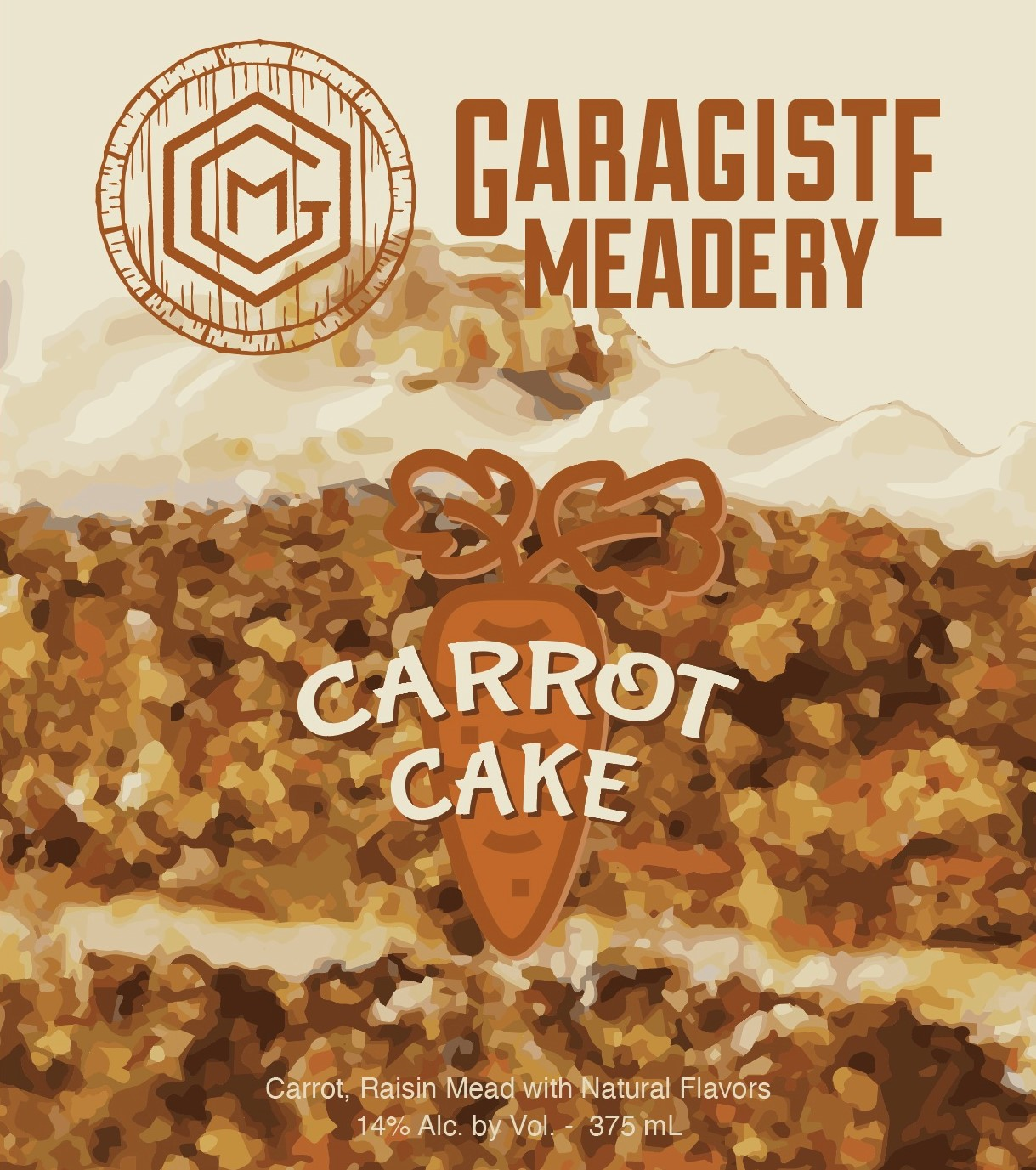 CARROT CAKE 375ml MAIN