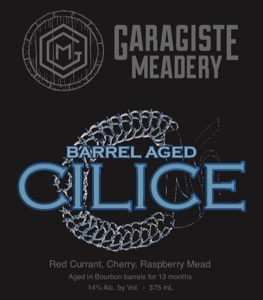 Bourbon Barrel Aged Cilice 375ml THUMBNAIL