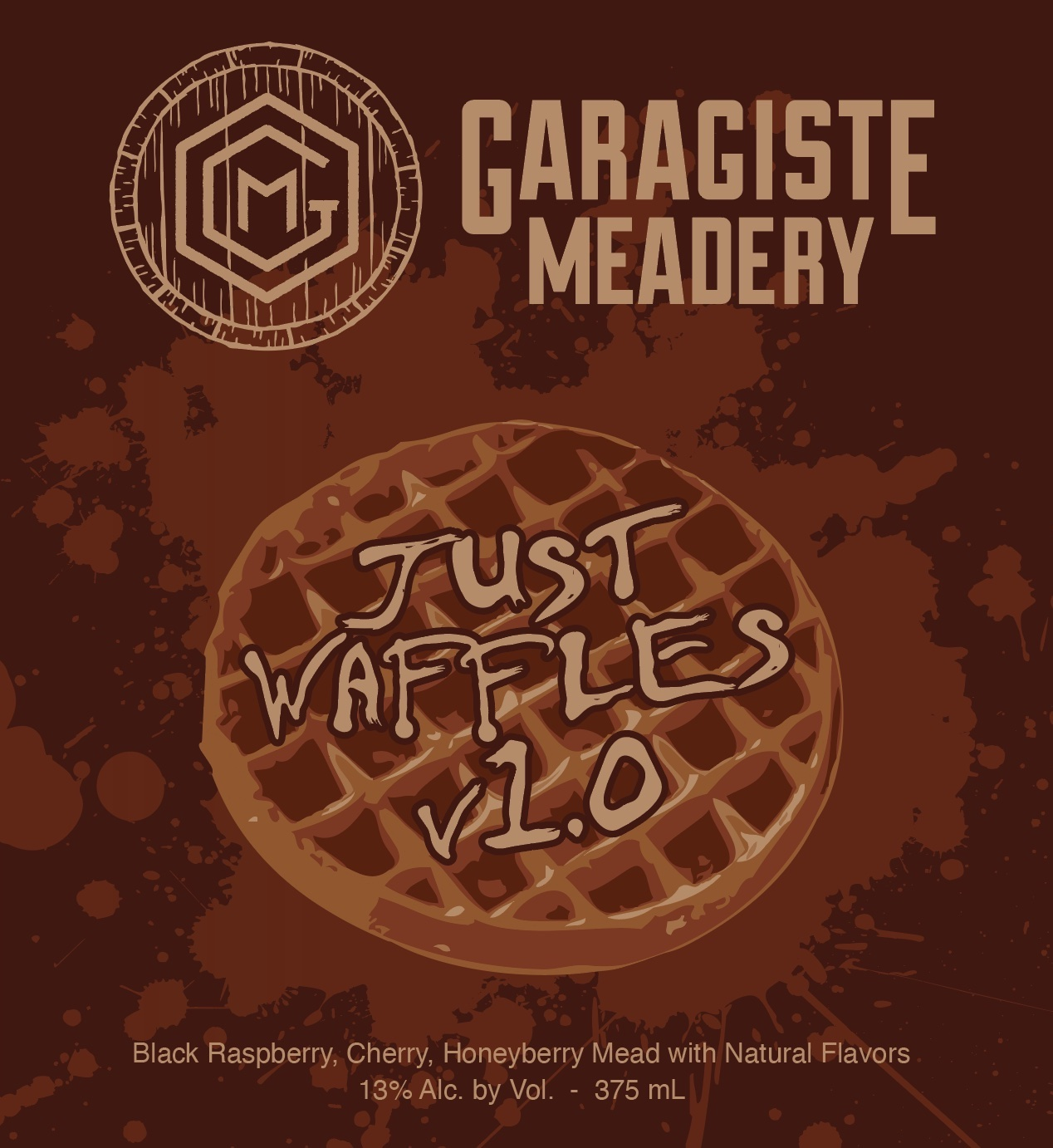 Just Waffles v1 375ml THUMBNAIL