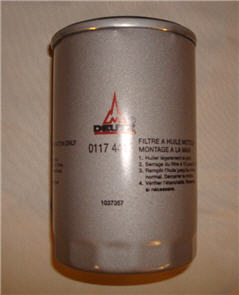 Deutz Long Oil Filter for 60hp