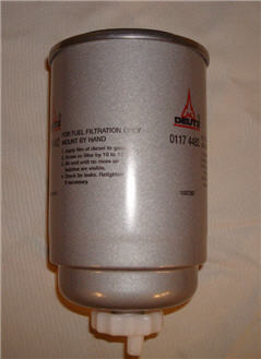 Deutz Fuel Filter for 60hp MAIN