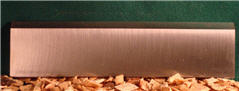 "12"" x 3"" x 3/8 Single Edged Knife Tapered MAIN"