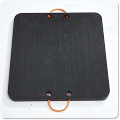 "36"" x 36"" x 1"" Medium Duty Outrigger Pad"
