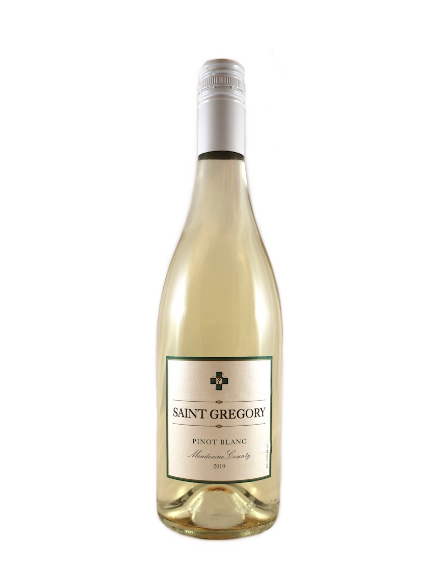 2019 Saint Gregory Pinot Blanc LARGE