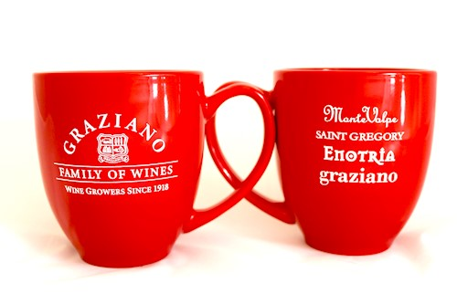 Graziano Coffee Mug LARGE