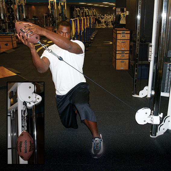 Functional Football Trainer