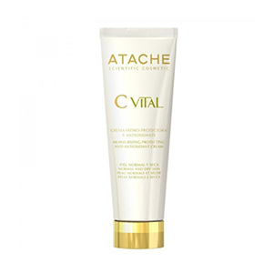 Atache C Vital Moisturizing  Protecting Antioxidant Cream for Normal and Dry Skin