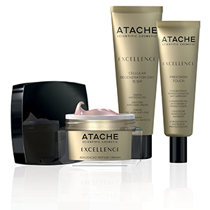 The best for mature skin with Atache