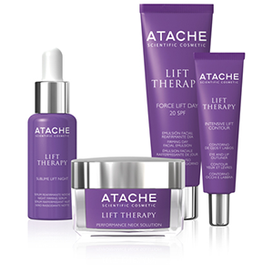 Firming facial Range of Lift therapy