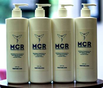 MCR with DermaLastyl Conduction Gel