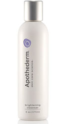 Apothederm Brightening Cleanser 6 oz