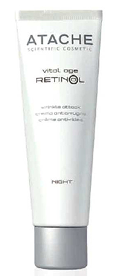 Atache Vital Age Retinol Wrinkle Attack Night Cream