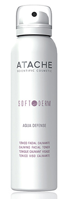 calming facial toner aqua defense
