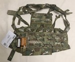 Blackhawk Commando Recon Chest Harness Multicam THUMBNAIL