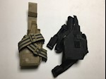 Blackhawk Omega VI Assault Tactical Holster for Beretta 92F / SW & Similar THUMBNAIL