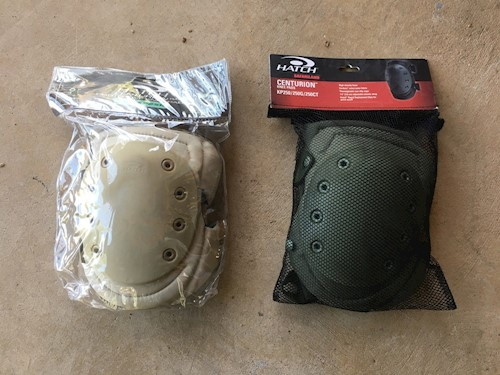 Hatch by Safariland Centurian Knee Pads LARGE