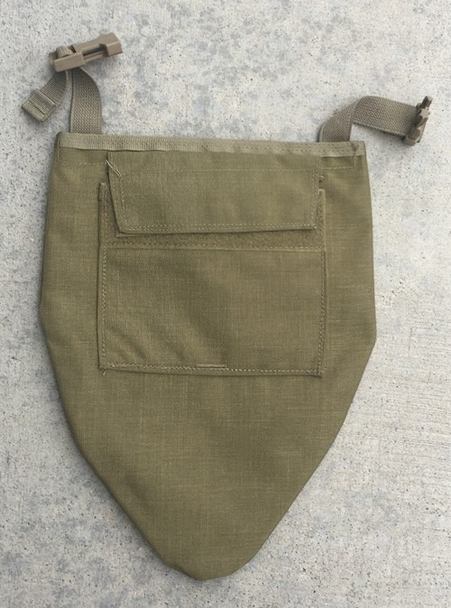 Eagle MSAP Kevlar Groin Protector with Khaki Cover SWATCH