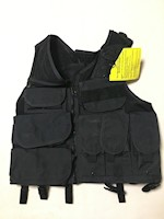 Eagle Industries Tactical Vest Black THUMBNAIL