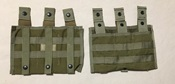 2 - Eagle Industries M-4A1 Modular Triple Mag Shingle Pouch THUMBNAIL