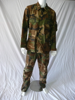 Aircrew Class 1 IABDU Woodland Nomex Uniform