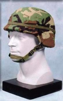 PASGT Helmet with Accessories