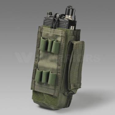Parclete (Pre-MSA) MBITR Radio Pouch Coyote Brown only MAIN