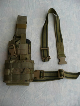London Bridge Trading Co  LBT MultiCam Modular Universal Holster