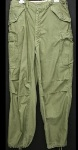 USGI M 1951 Korean War Field Pants Olive Drab