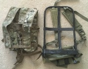 Bulldog Equipment's Mortar/Machine Gunner Pack