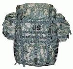 Closeout! Molle II ACU Digital Large Ruck Sack & Frame THUMBNAIL